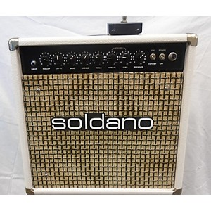 Pre-owned Soldano 44 Tube Guitar Combo Amp by Soldano