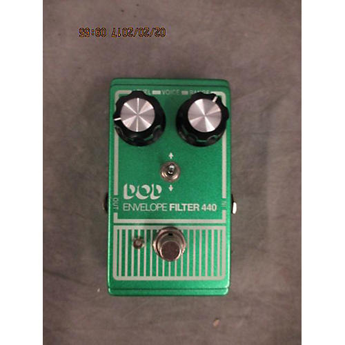 DOD 440 ENVELOPE FILTER Effect Pedal-thumbnail