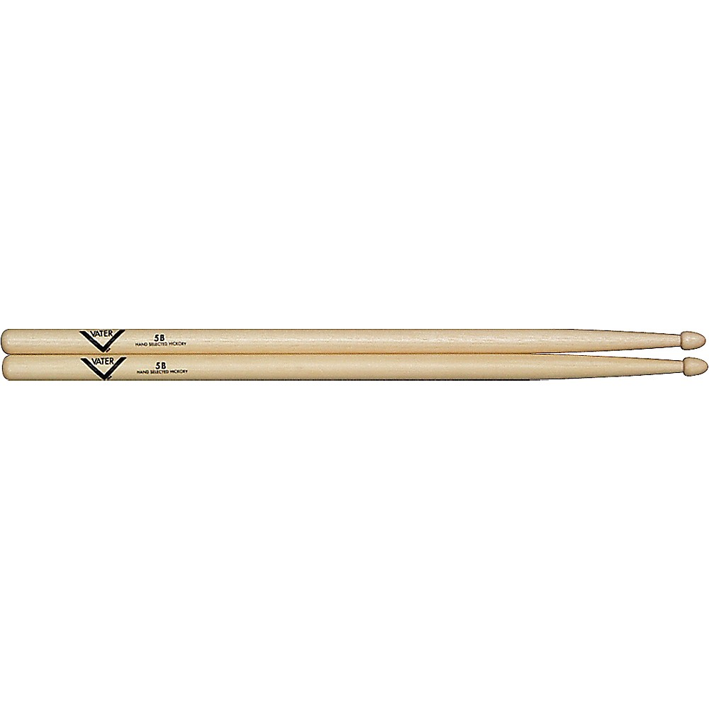 Vater Hickory Drumsticks Nylon Fusion 1274115051414