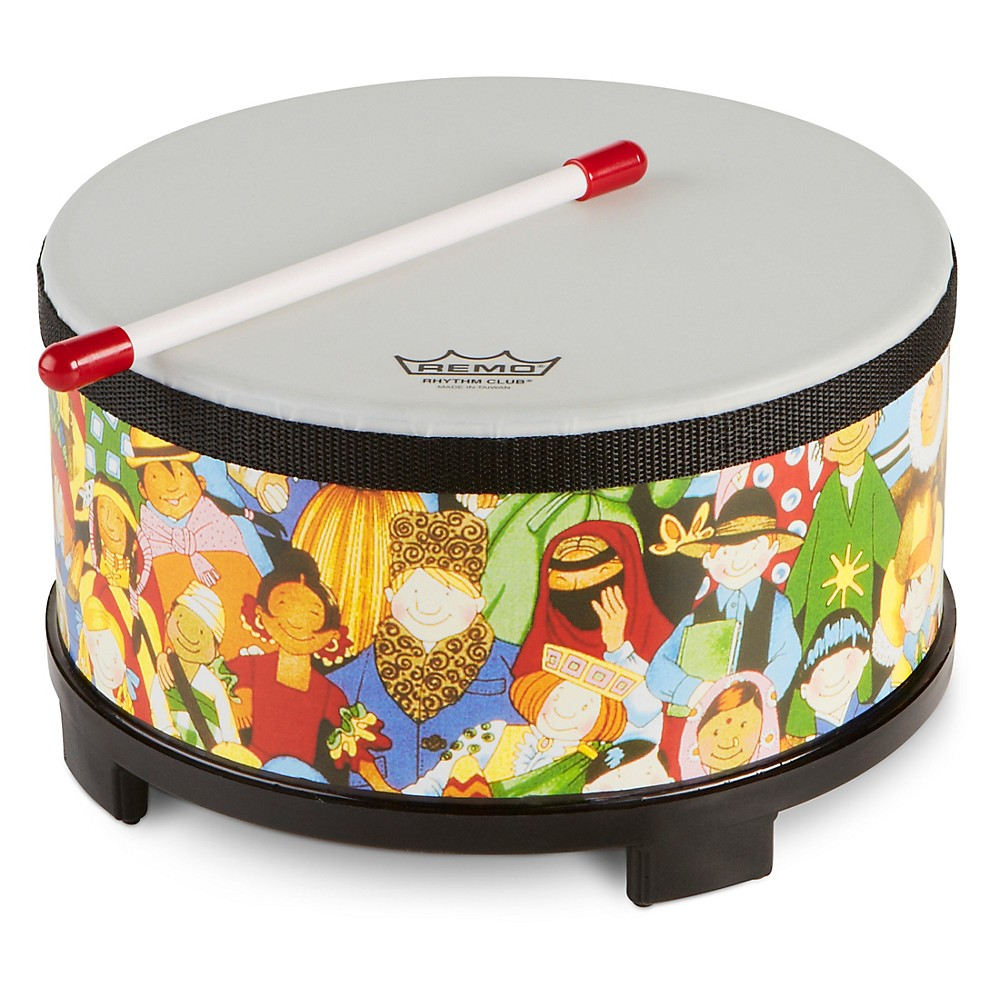 Remo Rhythm Club Floor Tom  10 X 5 In. 1274034491623