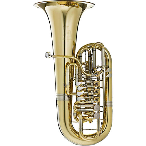 Meinl Weston 4460 Series 6-Valve 6/4 F Tuba 4460 Lacquer Standard