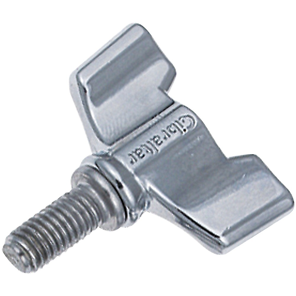 Gibraltar 8Mm Wing Screw  2-Pack 1273887992766
