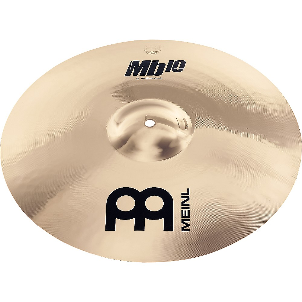Meinl Mb10 Medium Crash Cymbal 17""