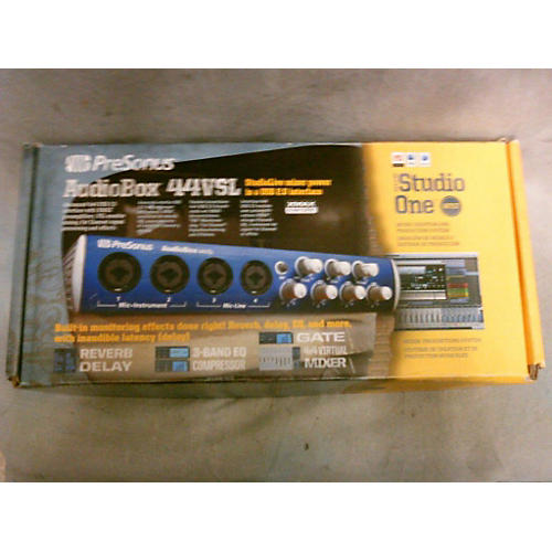 Presonus 44VSL Audio Interface