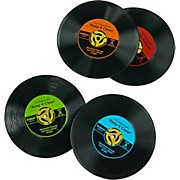 45 Record Coasters (4-Pack)