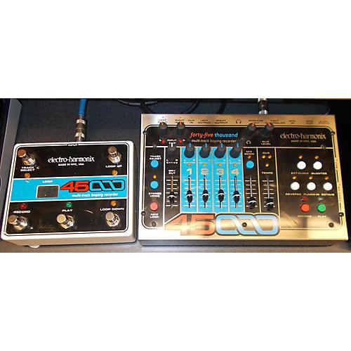 Electro-Harmonix 4500 Multi Track Looping Recorder Pedal