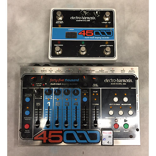 Electro-Harmonix 45000 Multi-track Looping Recorder Pedal