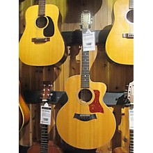 Taylor 455-CE 12 String Acoustic Electric Guitar
