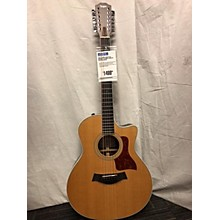 Taylor 456CE-FLTD 12 String Acoustic Electric Guitar