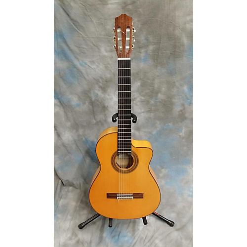 Cordoba 45FCE Flamenco Classical Acoustic Electric Guitar-thumbnail