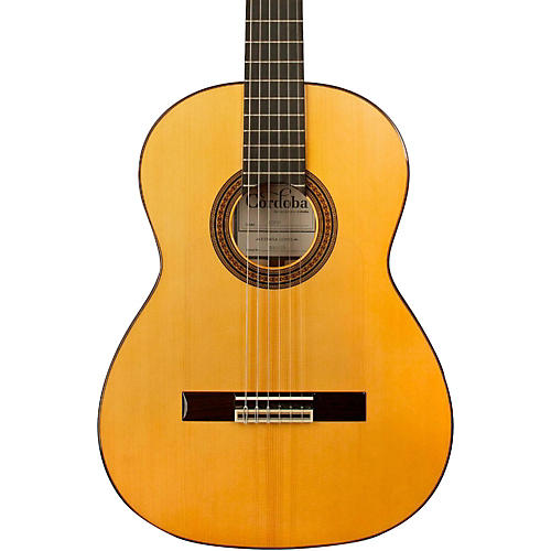 Cordoba 45FP Acoustic Nylon String Flamenco Guitar-thumbnail
