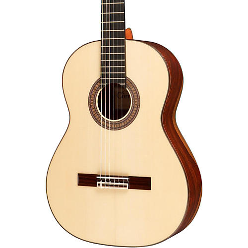Cordoba 45MR SP/MR Acoustic Nylon String Classical Guitar Natural