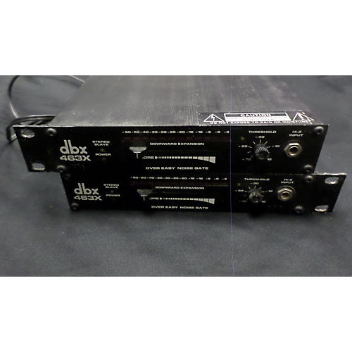 dbx 463x Noise Gate