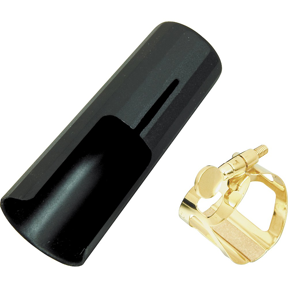 BG Tradition Bass Clarinet Ligature Gold Plated 1274228071733