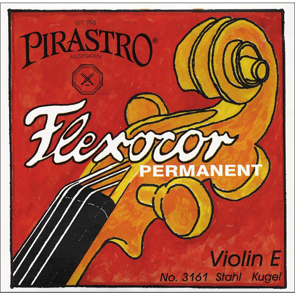 Pirastro Flexocor Permanent Violin Set 1274228079607