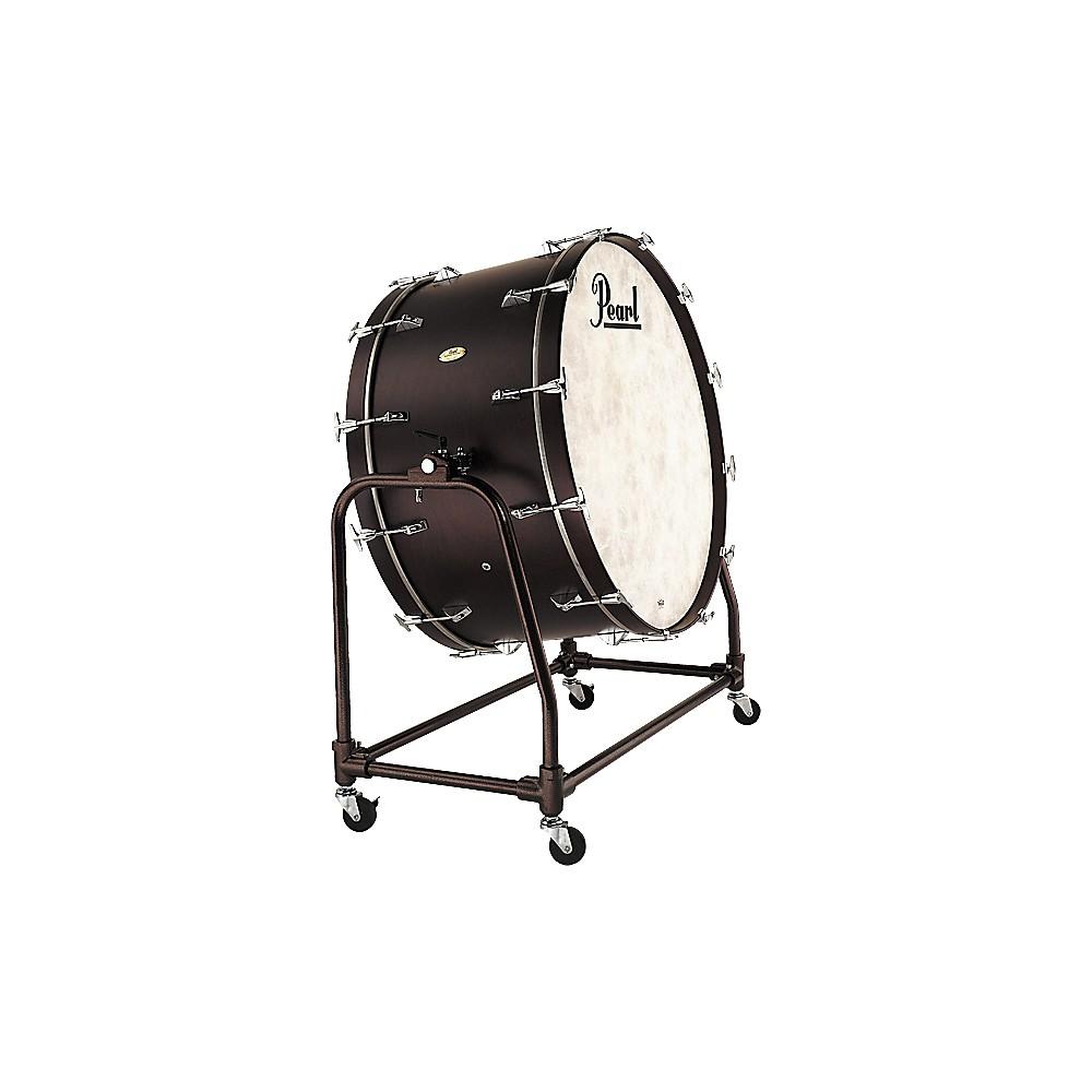 Pearl Symphonic Series Concert Bass Drums Concert Drums 36 x 18 1274034488865