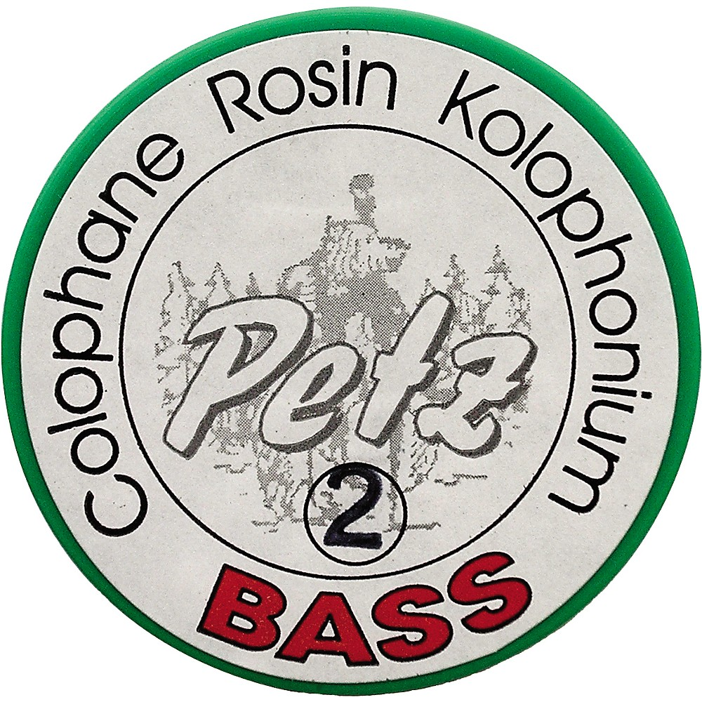 Petz Bass Rosin Soft 1274228066949