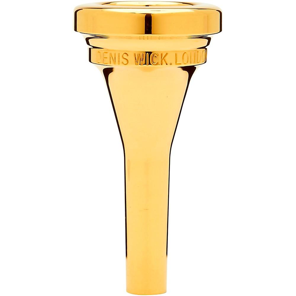 Denis Wick Steven Mead Baritone Mouthpiece in Gold  9 1274228080985