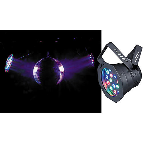 American DJ 46HP LED Pro PAR Can Light