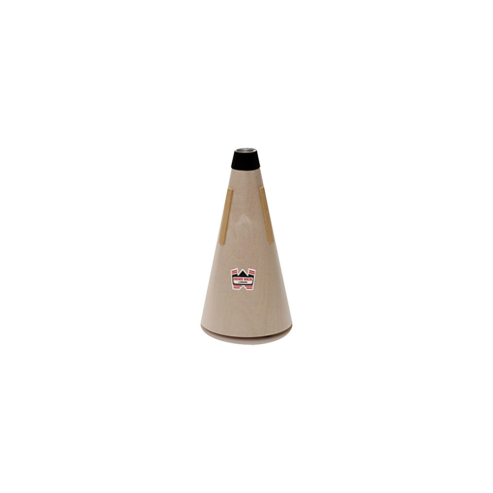 Denis Wick Wooden French Horn Straight Mute 1274228080832