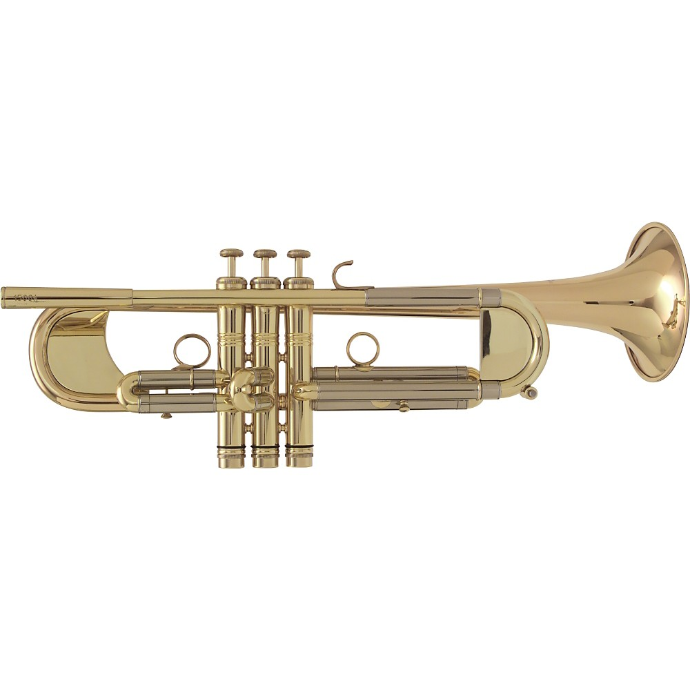 Kanstul 1500-A Series Bb Trumpet 1500-A-1 Lacquer 1274228069944