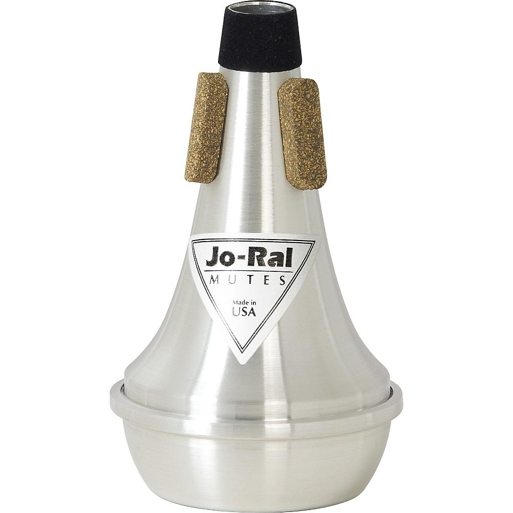 Jo-Ral Tpt-5A Aluminum Piccolo Trumpet Straight Mute 1274319726562
