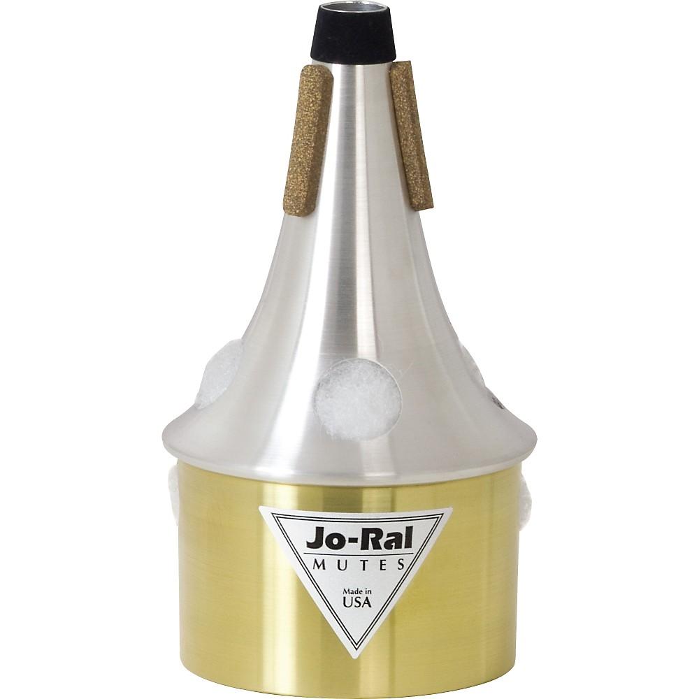 Jo-Ral TPT-4B Brass Bottom Trumpet Bucket Mute 1274319726546