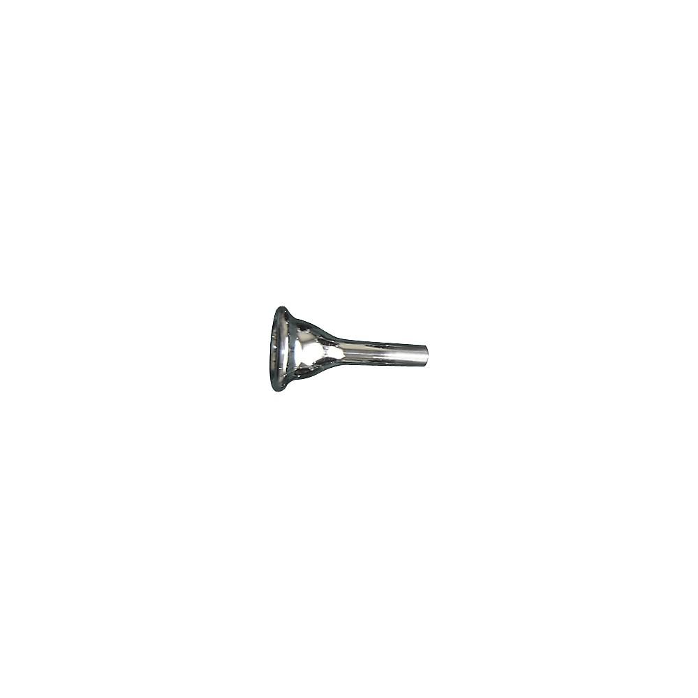 Giddings & Webster Alan Baer Original CC Tuba Mouthpiece Standard Shank Stainless Steel 1274319726080