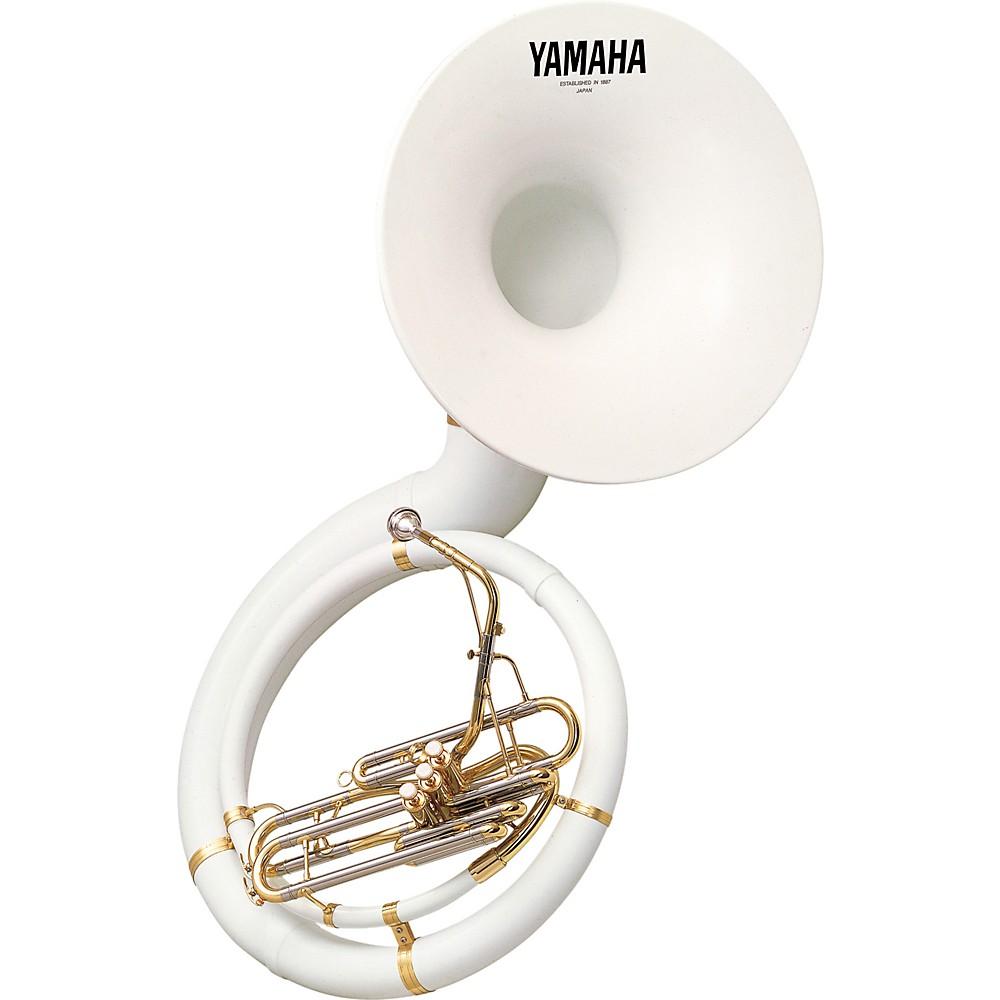 Yamaha YSH-301 Series Fiberglass BBb Sousaphone Ysh301 Sousaphone Only