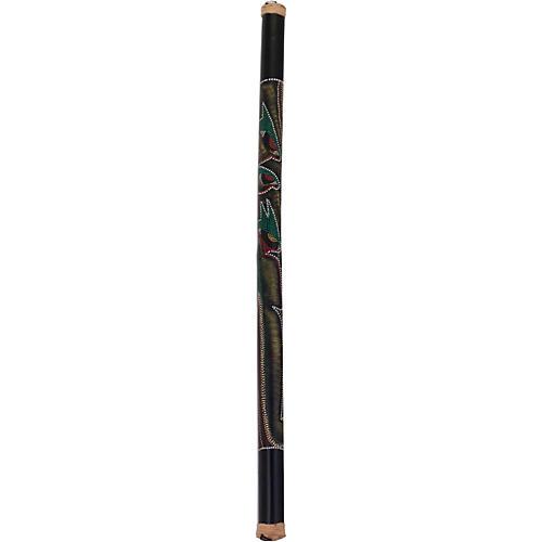 Pearl 48 in. Bamboo Rainstick in Hand-Painted Hidden Spirit Finish
