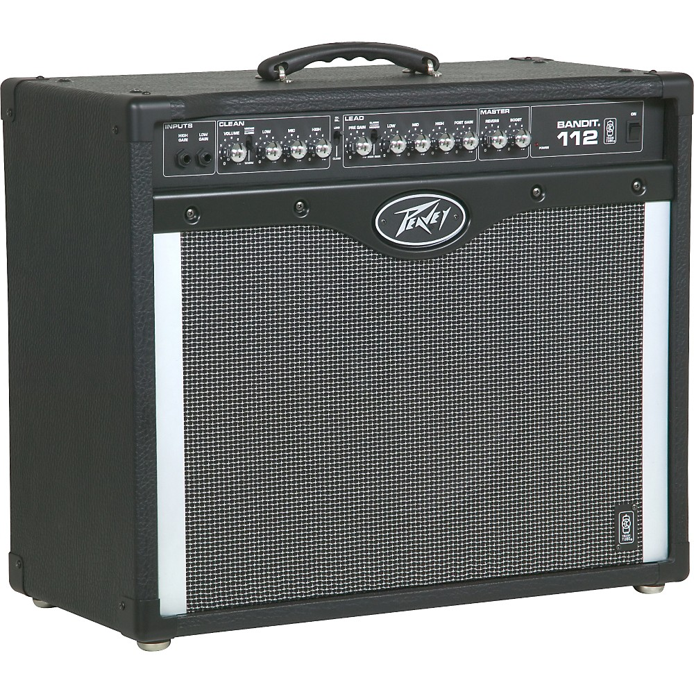 Peavey Bandit 112 Guitar Amplifier With Transtube Technology 1274228074390