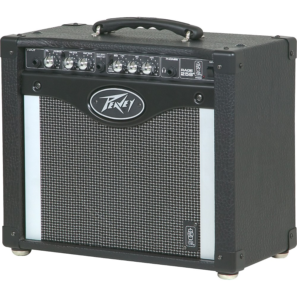 Peavey Rage 258 Guitar Amplifier With Transtube Technology 1274228074196