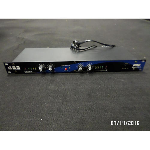 BBE 482i Sonic Maximizer Exciter-thumbnail
