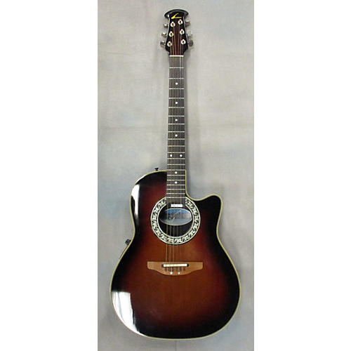 Ovation 4861 Acoustic Electric Guitar-thumbnail