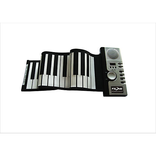 FZone 49-Key Roll-Up Electric Piano-thumbnail