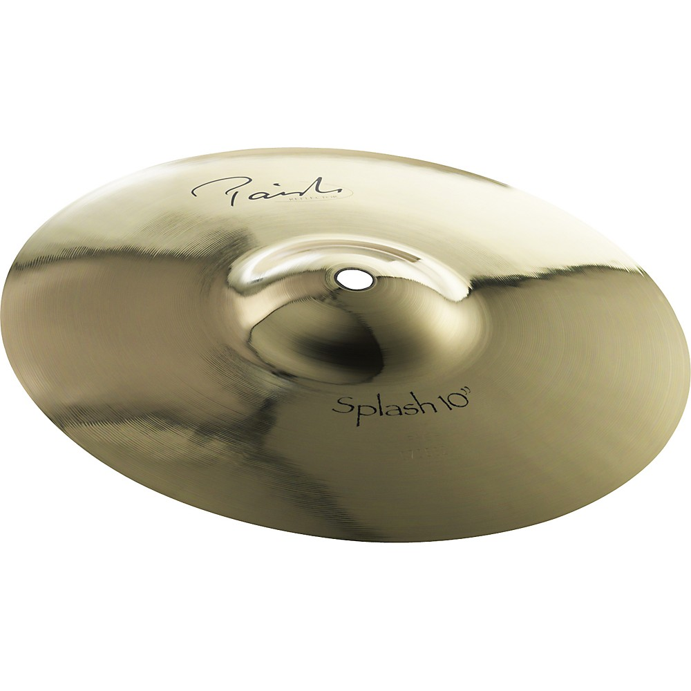 Paiste Signature Reflector Splash Cymbal 10 In. 1274115038988