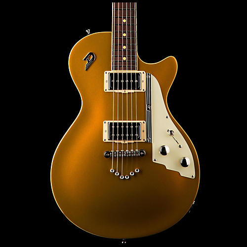 Duesenberg USA 49'er Electric guitar Gold Top