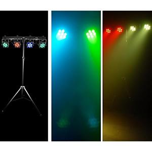 CHAUVET DJ 4BAR Tri USB Tri-Color LED Wash Light Effect System by CHAUVET DJ
