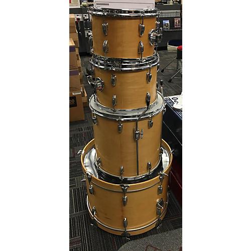 Slingerland 4PC NATURAL Drum Kit