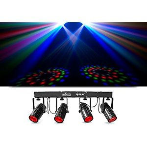 CHAUVET DJ 4PLAY Six-Channel DMX-512 LED Beam Effect System by CHAUVET DJ