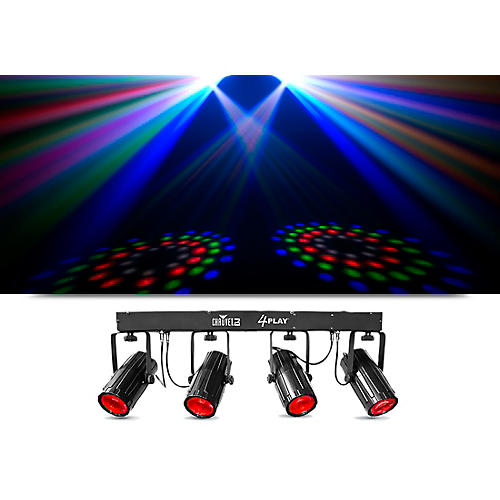 CHAUVET DJ 4PLAY Six-Channel DMX-512 LED Beam Effect System-thumbnail