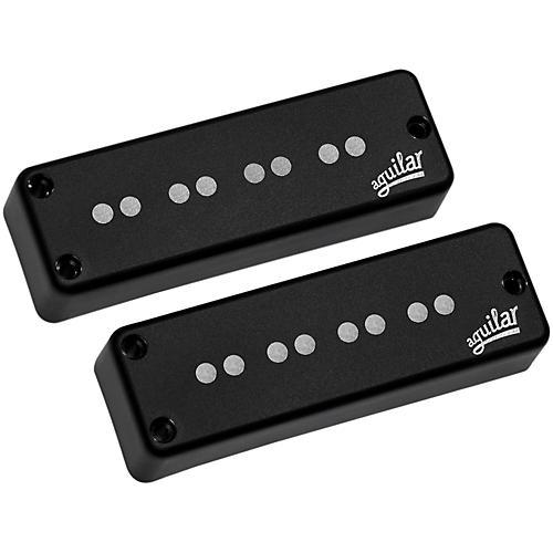 Aguilar 4SS-D1 Super Single 4-String Single Coil Soap Bar Set