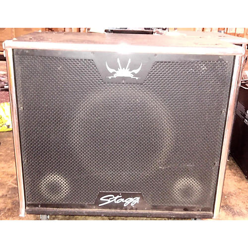 Stagg 4X10 BASS CAB Bass Cabinet