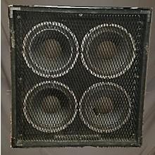 Miscellaneous 4X10 BASS CAB Bass Cabinet
