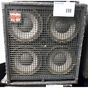 SWR 4X10 BASS CABINET Bass Cabinet