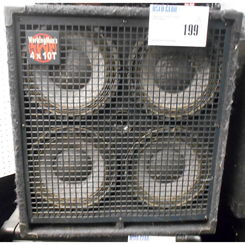 SWR 4X10 BASS CABINET Bass Cabinet-thumbnail