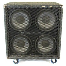 Tubeworks 4X10 Bass Cabinet