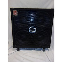 Eden 4X10 CABINET Bass Cabinet