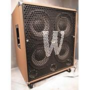Warwick 4X10 Cabinet Bass Cabinet