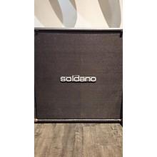 Soldano 4X12 280W Straight Guitar Cabinet
